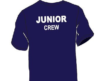Junior Crew T Shirts