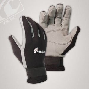 Crew Leather Palm Gloves