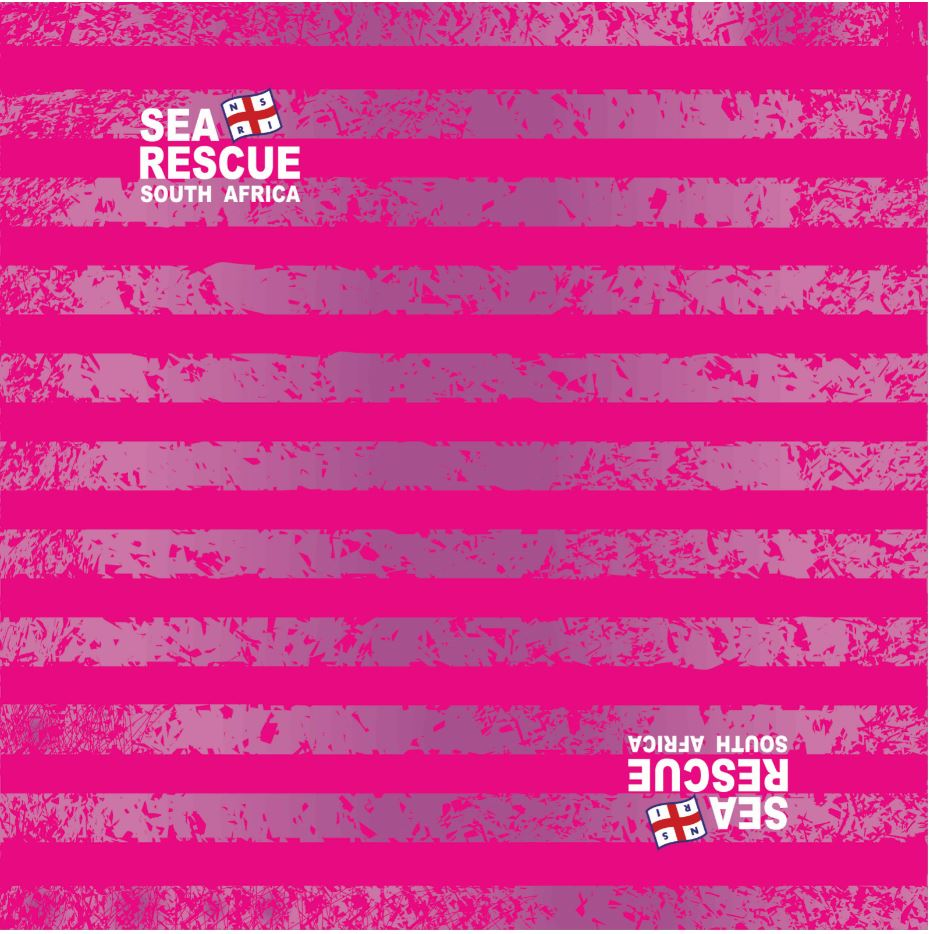 NSRI Sea Rescue Buff Pink