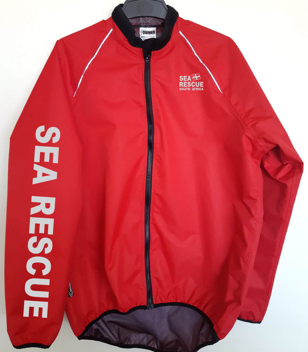 Crew Uniform Quiver Squall Jacket