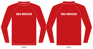 Crew Uniform Rash Vest (Mens)