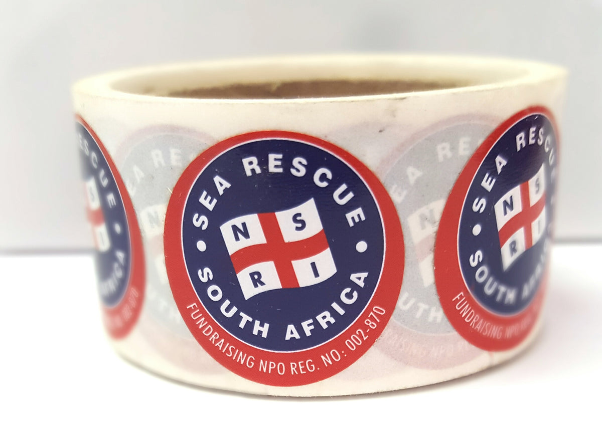 NSRI Branded Marketing Material