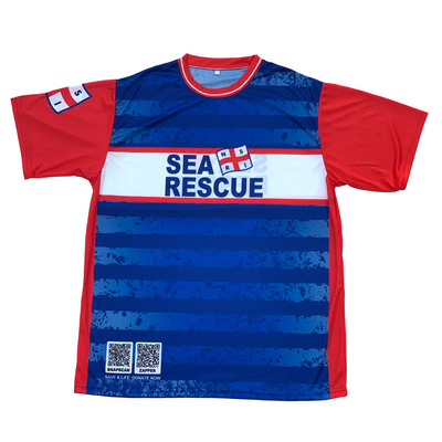 "NSRI Activity Shirt ""Team Sea Rescue"" (Unisex)"