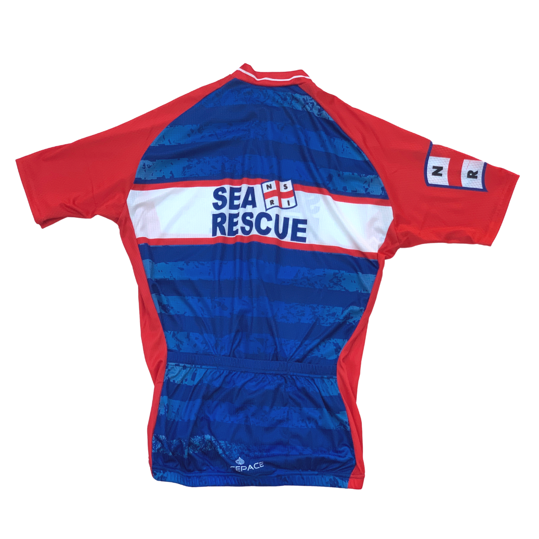 "NSRI Cycle Jersey ""Team Sea Rescue"" (Unisex)"