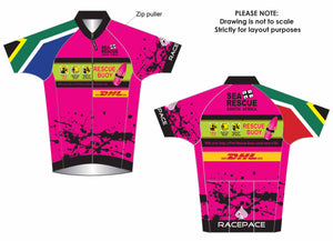 Pink Buoy Cycle Jerseys