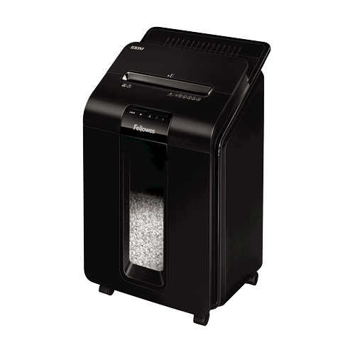 Fellowes AutoMax 100M Micro Cut Shredder ( NEW )