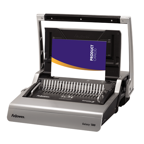 Fellowes Galaxy Manual 500 Comb Binder