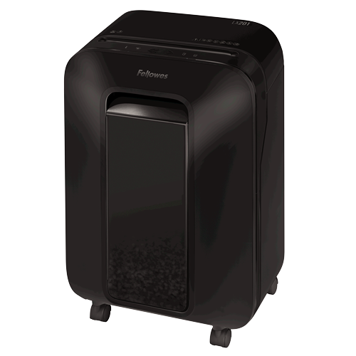 Fellowes Powershred LX201 Micro Cut Shredder ( NEW )