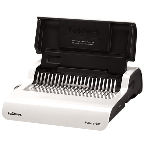 Fellowes Pulsar Electric E300 Comb Binding