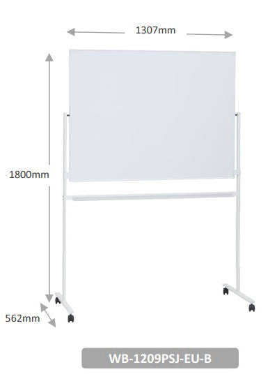 PLUS Projector Screen Whiteboard