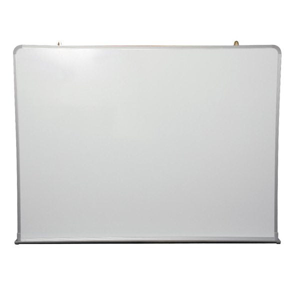 Wall Mount Magnetic Whiteboard with Aluminium Frame & Pen Tray