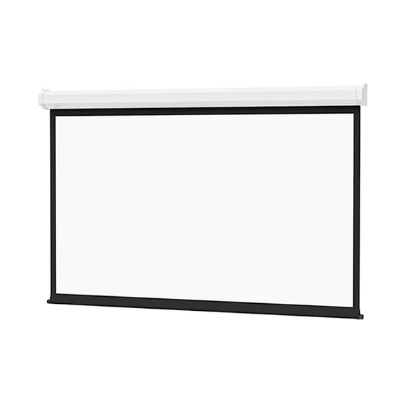 GV Motorised Projector Screen ( Comes with Infrared Remote Control & Wall Switch )