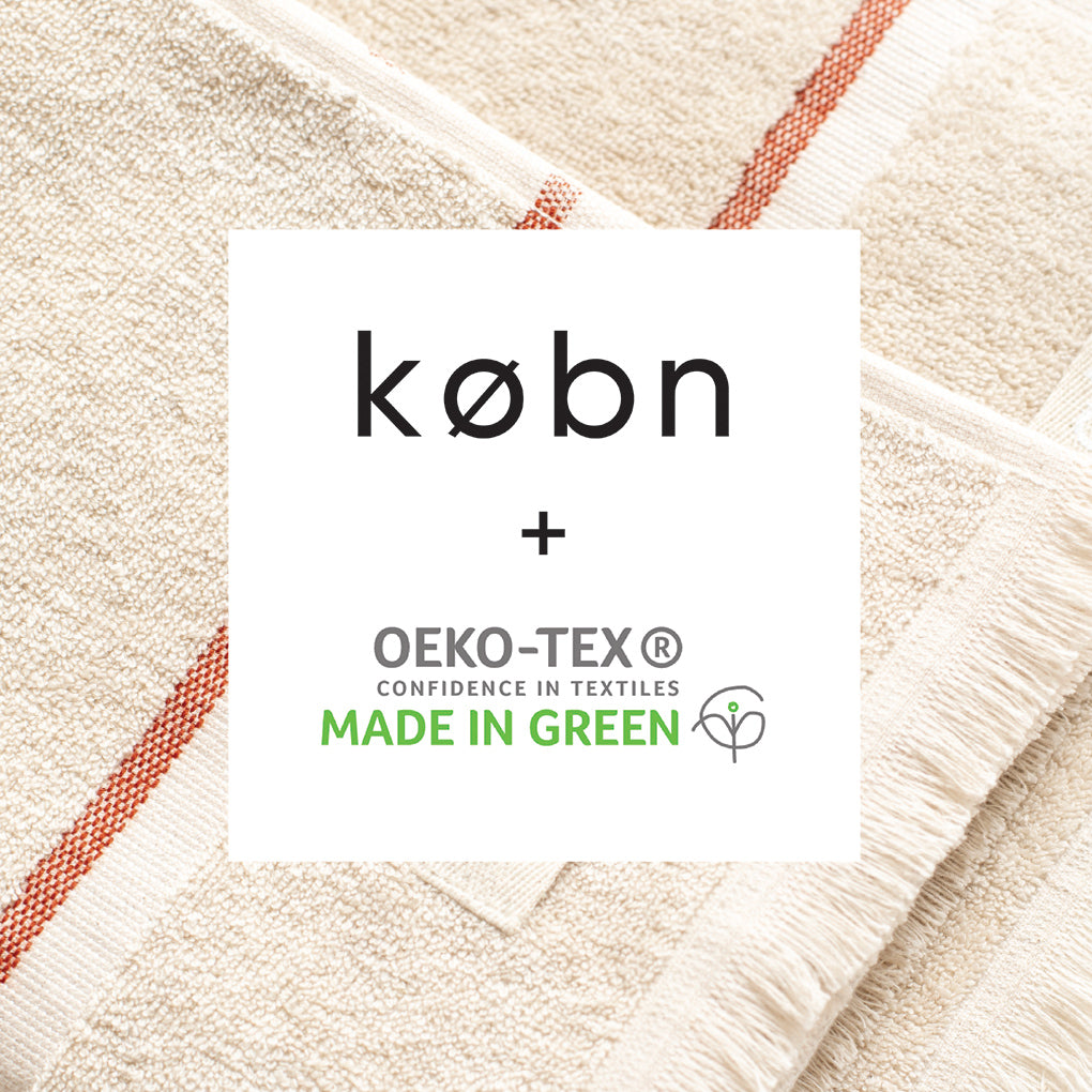 Købn Flax Towel PRE-ORDER FOR EARLY DECEMBER