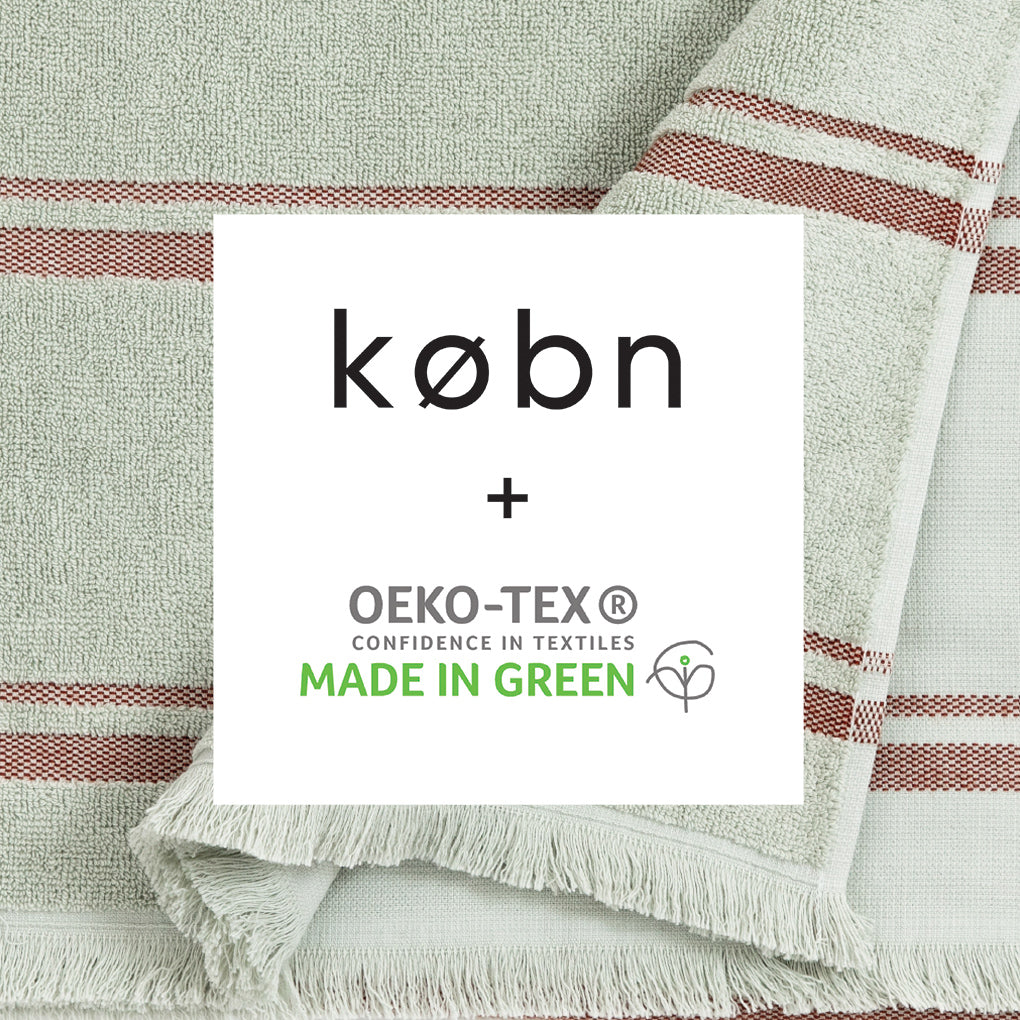 Købn Jade Towel - PRE-ORDER FOR EARLY DECEMBER
