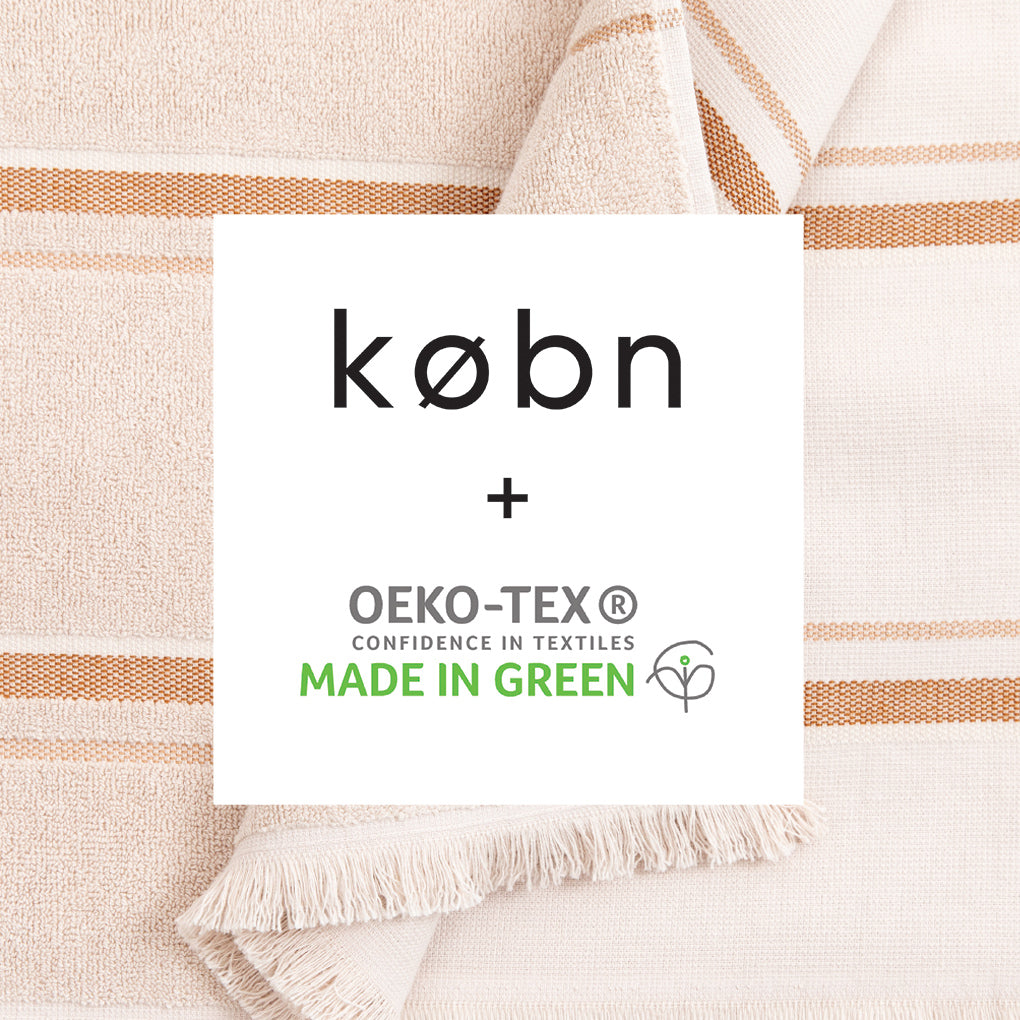 Købn Shell Hand Towel