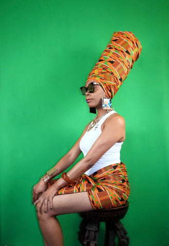 Nefertiti Kente