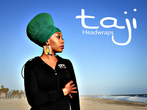 High Fashion Head Wrap