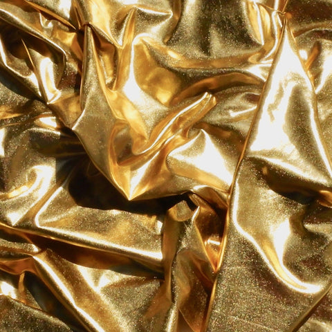 Metallic Solid Gold