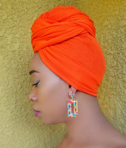 Stretch Wrap Orange