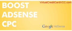 Increase Google Adsense CPC Rate - Highest CPC Adsense Keywords