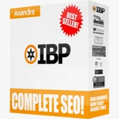 Internet Business Promoter (IBP) Tool + Keys - SEO