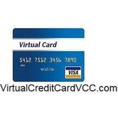 Buy PayPal Virtual Credit Card (VCC)