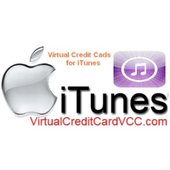 Buy Virtual Credit Card (VCC) for iTunes store Verification