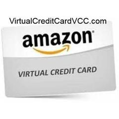 Buy Virtual Credit Card (VCC) for Amazon
