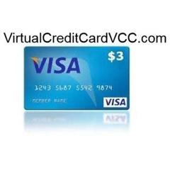 VCC PayPal Account Virtual Credit Card