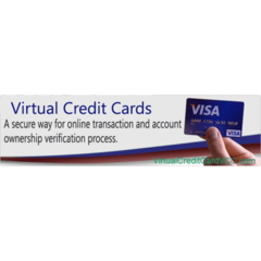 How to get Virtual Credit Card (VCC)