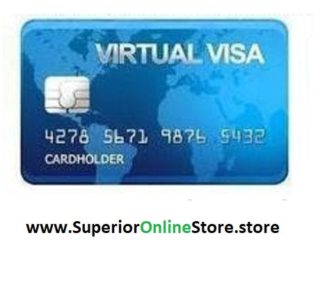 Buy Virtual Credit Card (VCC) For Amazon AWS , EC2