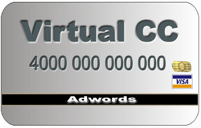 usa vcc for adwords virtual credit card