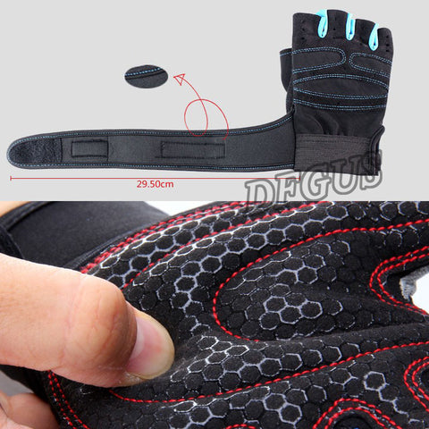 Weight Lifting Sport Fitness Gloves