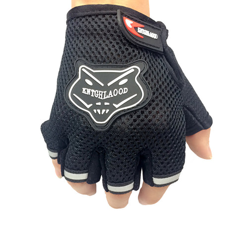 Fitness Training Exercise Anti Slip Weight Lifting Gloves