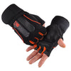 Image of Half Finger Breathable Weightlifting Fitness Gloves