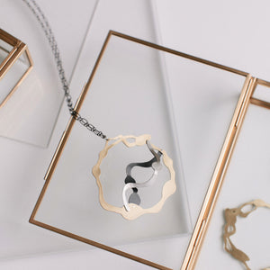 Sea Oak Necklace - Denisa Piatti Jewellery
