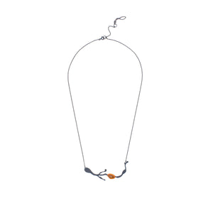 Adjustable Seaweed Collar Necklace - Denisa Piatti Jewellery