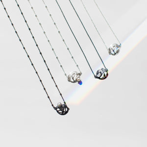 Petite Cluster Necklace - Denisa Piatti Jewellery