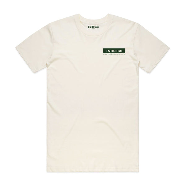 SS20 Natural T-Shirt