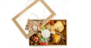 Cheese platter box