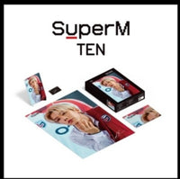Official SuperM Super One Puzzle Package - Kpop Omo