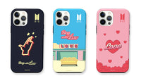 Official BTS Boy With Luv Goods - iPhone Case - Kpop Omo