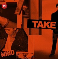 MINO 2nd Album - TAKE - Kpop Omo