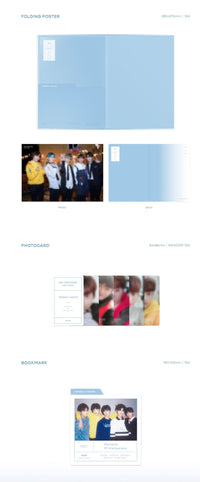 Official TXT Memories: First Story DVD (4 Disc) - Kpop Omo