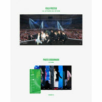 BTS DVD Love Yourself -Speak Yourself: Sao Paolo DVD Photobook Poster and Extras - Kpop Omo