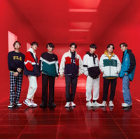 Official BTS x Fila Go Beyond FILA Festival 91 Shoes (RM Version) - Kpop Omo