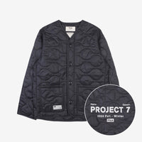 Official BTS x Fila Project 7 Jacket (JIN Version) - Kpop Omo