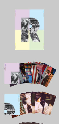 Official BTS THE FACT PHOTOBOOK Special Edition: We Remember - Kpop Omo