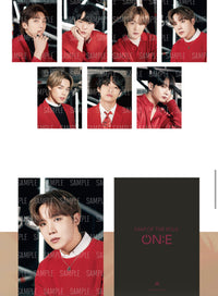 Official BTS Map the Soul ON:E MD - Poster Set - Kpop Omo