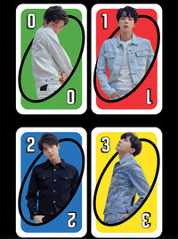 Official BTS Giant UNO Card Pack - Kpop Omo